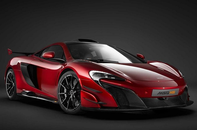 MSO McLaren HS: Faster, more radical and more exclusive than the 675LT
