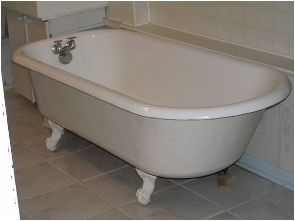 How to Install a Cast Iron Bath