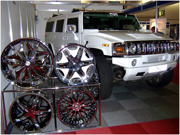 The pros and cons of alloy wheels