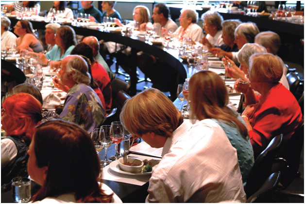 What to Expect From a Wine Tasting Event