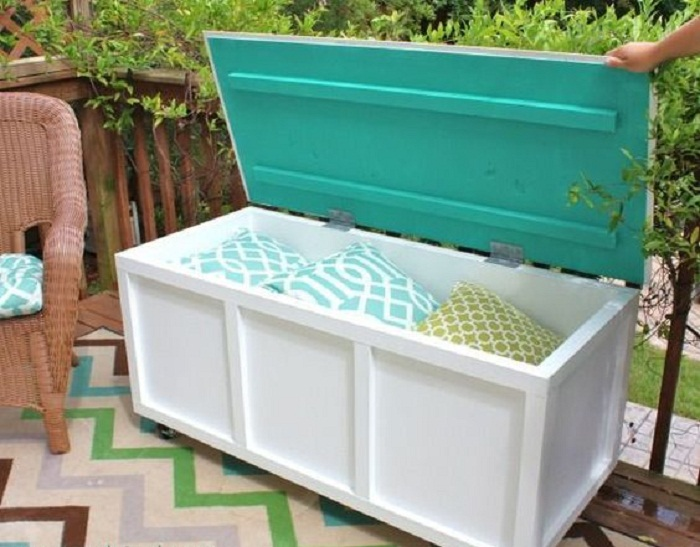 Outdoor Storage Boxes – Ideal For Any Garden