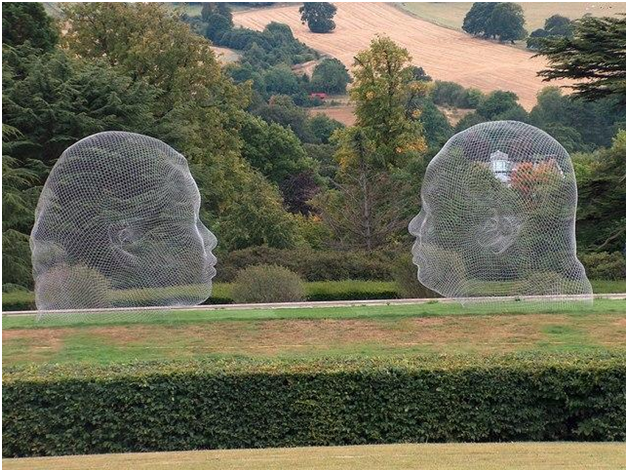 Yorkshire Sculpture Park welcomes dramatic animal sculptures