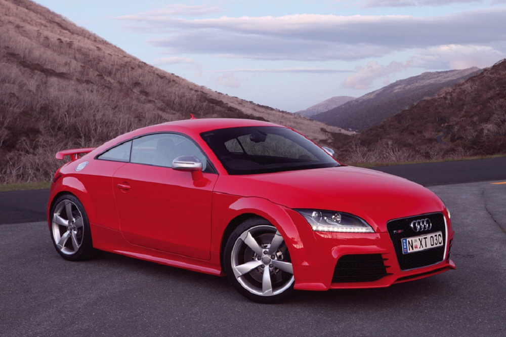 The Audi TT: Review
