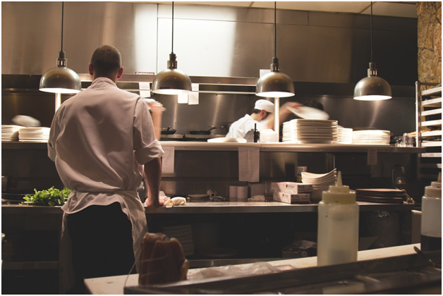 Catering job applications fall to lowest level in three years
