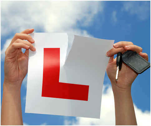 Most Common Driving Test Mistakes