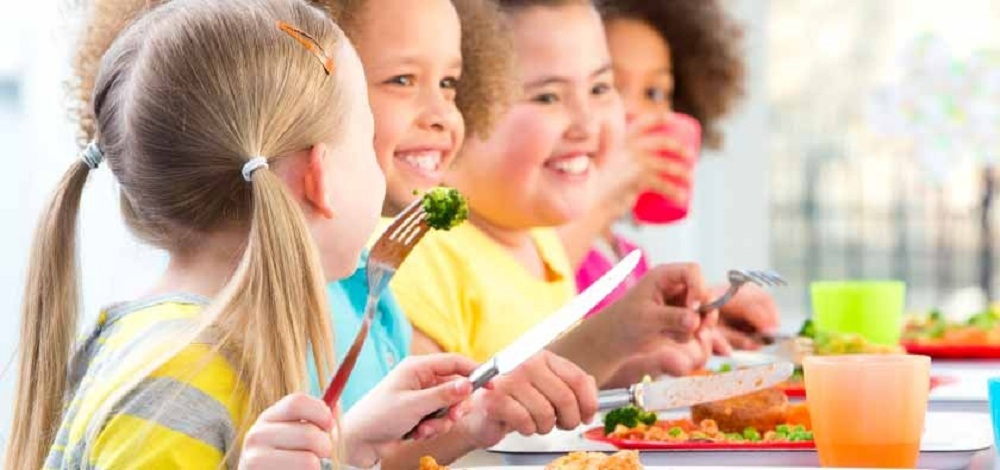 Preventing Childhood Obesity With Healthy Eating