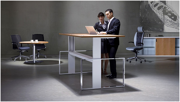 Could your office and employees benefit from standing desks?