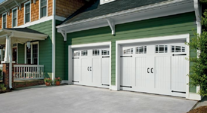 What does a Garage Door Maintenance Service Include?