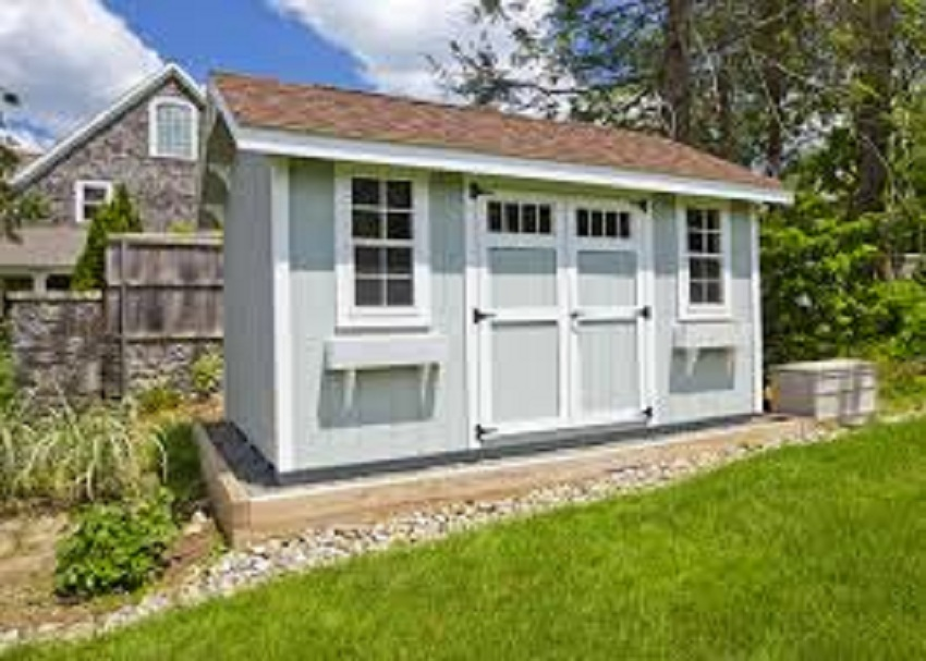 Why Your Home Could Benefit From a Garden Shed