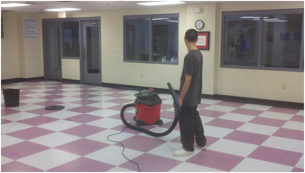 5 benefits of using a commercial cleaning firm