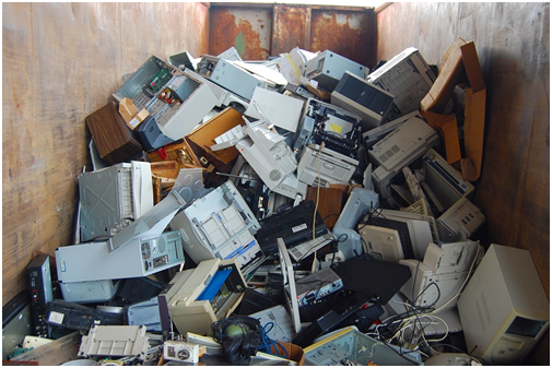 Disposing of your old computers safely
