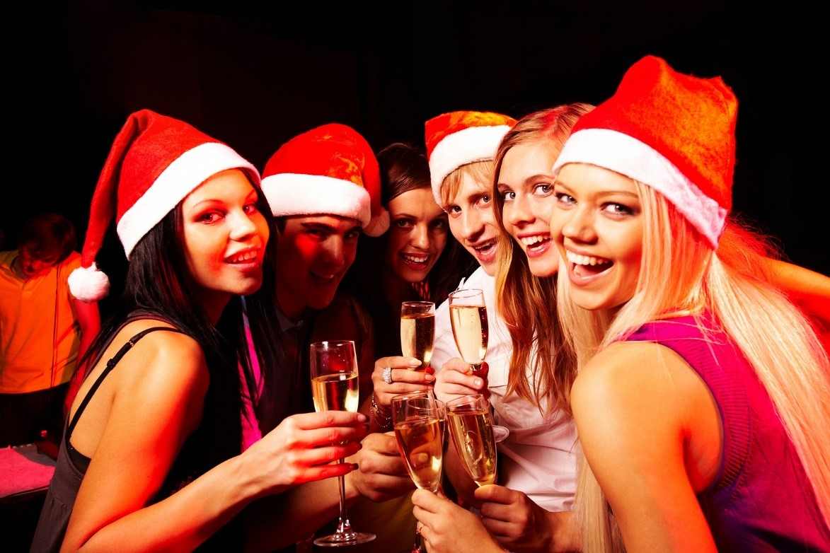 Planning the best Christmas party