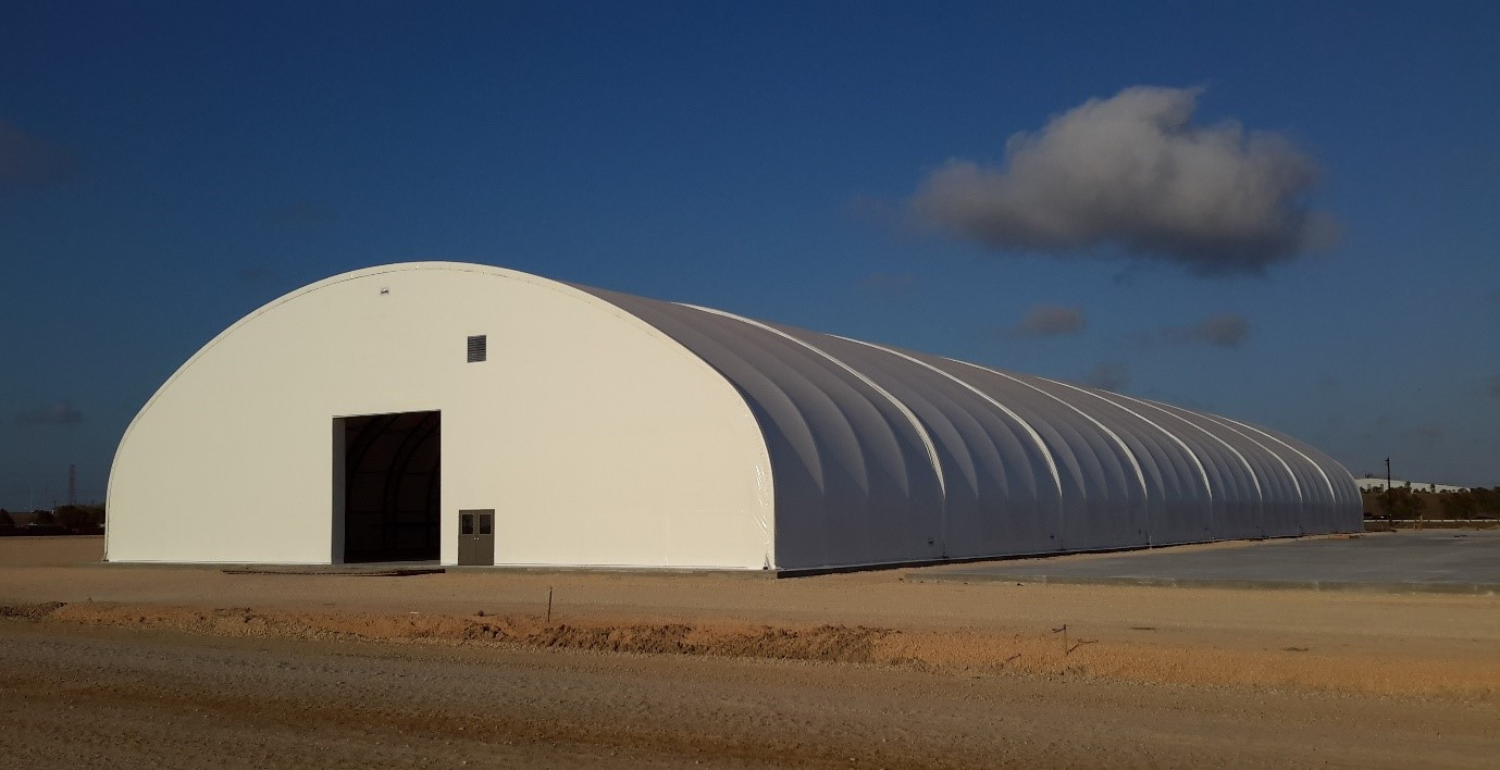The benefits of fabric structures