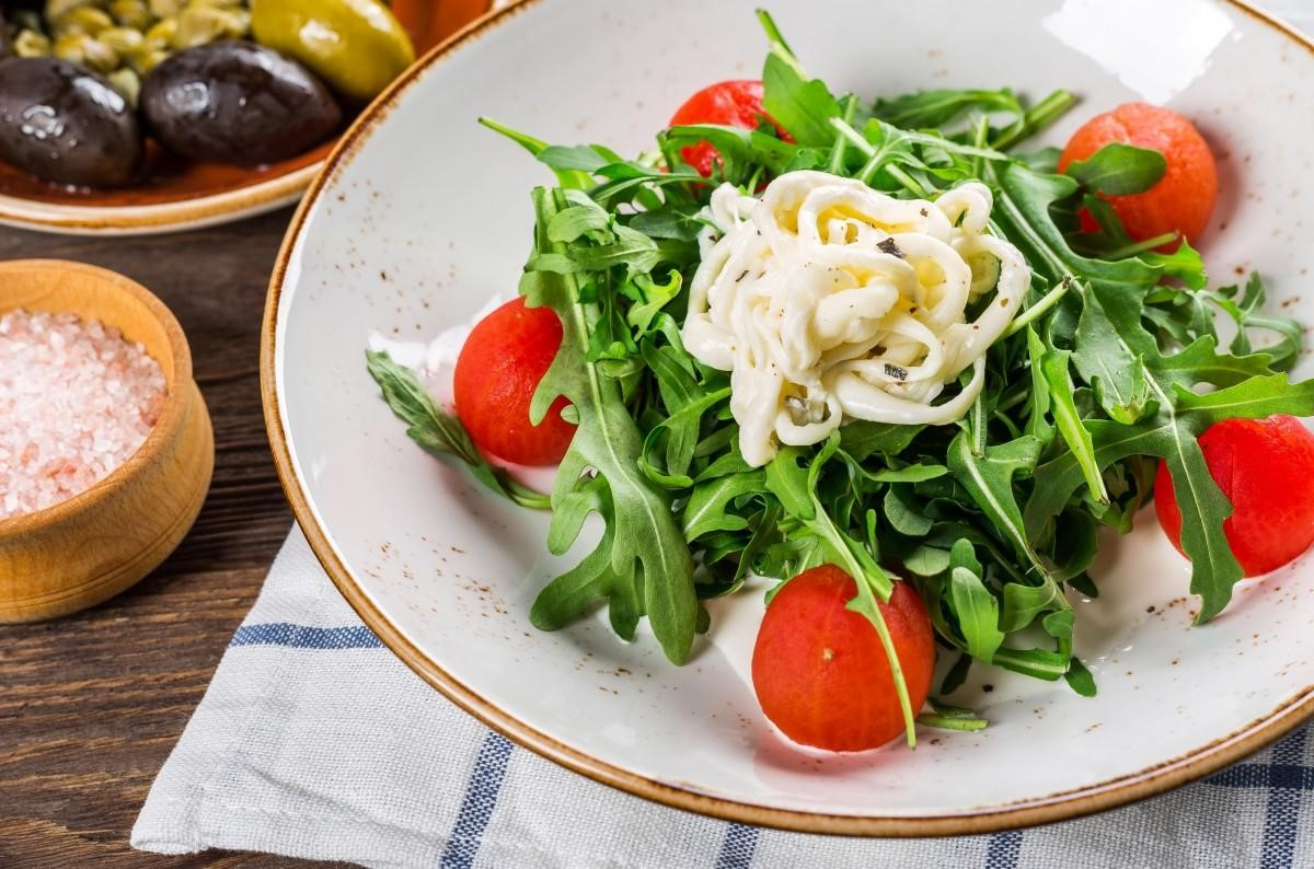 Restaurant-quality salad perfection at home