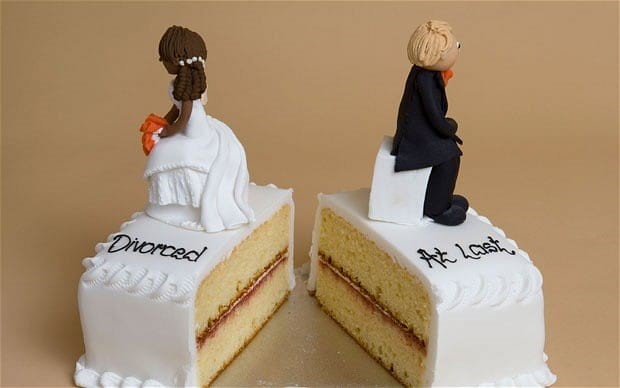 Coping with divorce