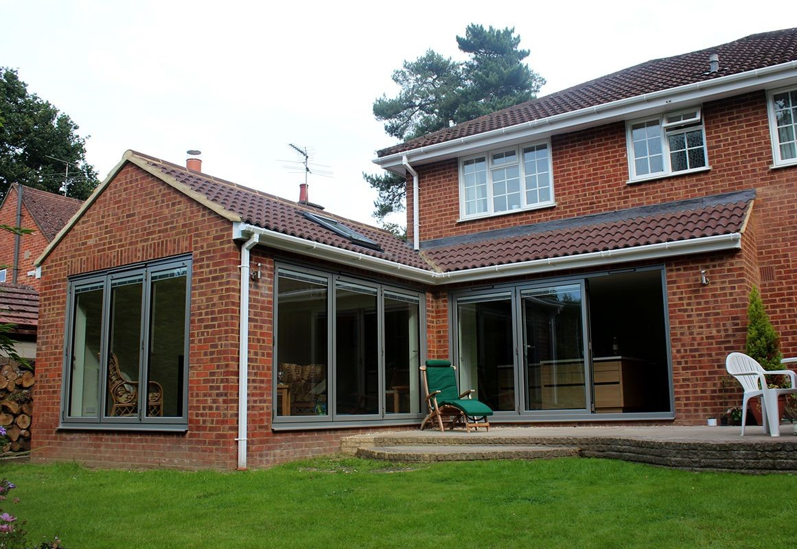 Why do homeowners build extensions?
