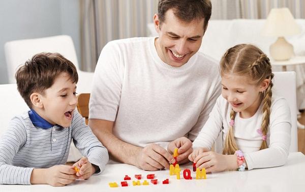 Positive parent-child interaction