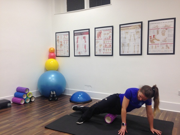 Some ideas for better use of physiotherapy sessions