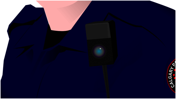 Shropshire Police are to invest £1m in body worn cameras
