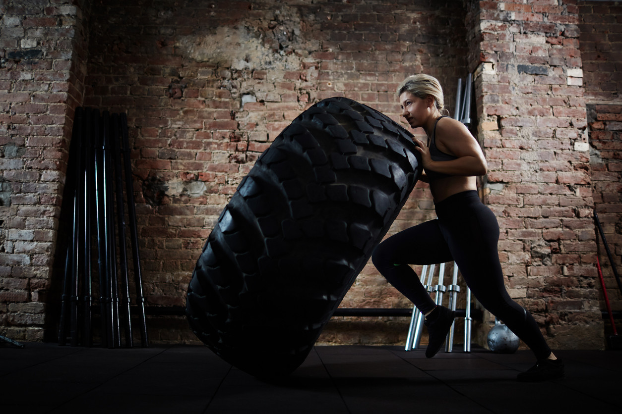 Everything you need to know to organize your own strength routine