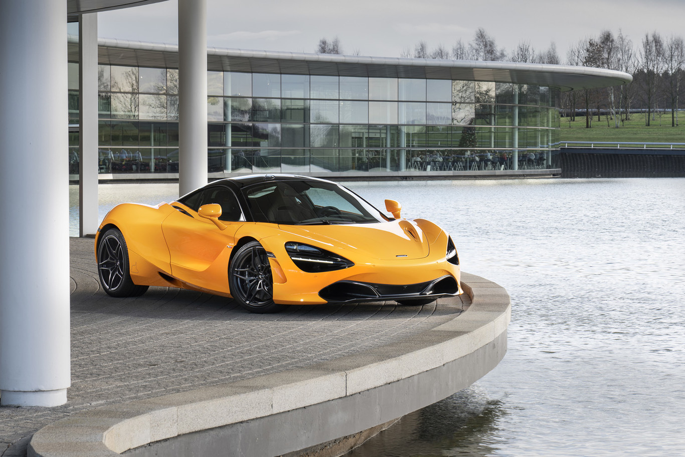 McLaren 720S 'Spa 68' from MSO celebrates McLaren's first victory in Formula 1