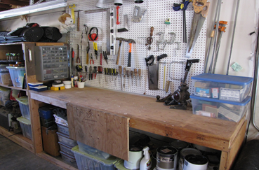 How to Turn Your Garage Into the Ideal Workshop