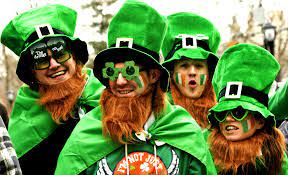 Why St Patrick's day is so widely celebrated.