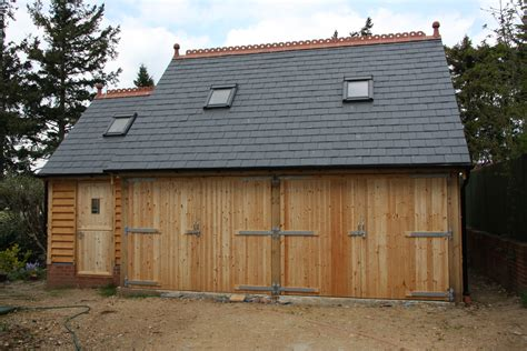 If You Don't Have A Garage Why Not Build One?