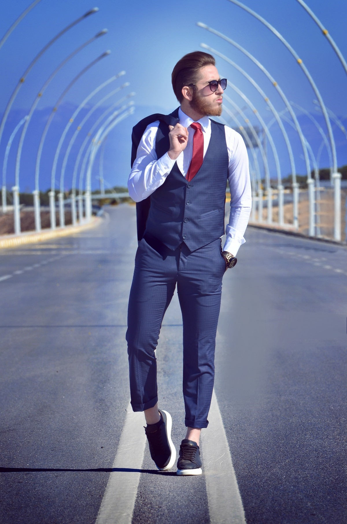 Five style tips for men