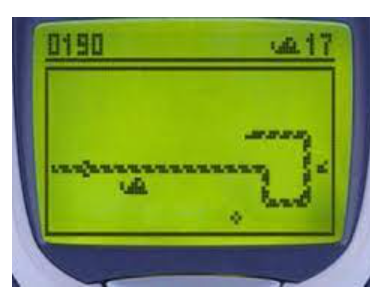 Games on mobiles. Quite the evolution.